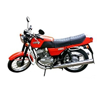 Запчасти для мотоцикла Ява